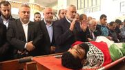 State of Palestine: Thousands honour wheelchair-bound amputee killed by Israeli troops