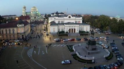 Стотици на протест в центъра на София, искат имунитета на Сидеров