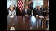 Обама встъпва във втория мандат с редица рокади в администрацията си