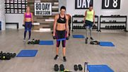 Autumn Calabrese - Day 8 Total Body Core Phase 1. 80 Day Obsession