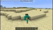 Crazy minecraft :d :d Как да си направим със perry :d