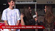 THE VOICE LIVE от HELL ENERGY FEST 2021: Часове преди началото [03]