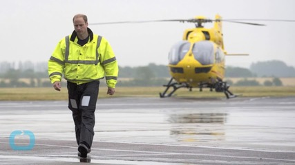 Prince William Starts Work as an Air Ambulance Pilot