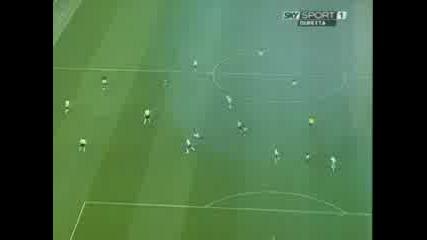 Kaka Goal 1 - 0 Manchester