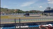 Marquez vs Lorenzo Jerez 2013