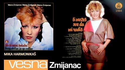 Vesna Zmijanac - Mika harmonikas - (Audio 1984)