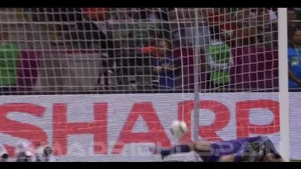 Голът на Кристиано Роналдо срещу Чехия
