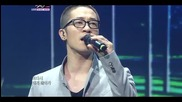 Alex ( Clazziquai ) - Cant Be Crazy ~ Music Bank (03.06.11)