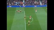 01.11 Манчестър Юнайтед - Хъл Сити 4:3 Кристиано Роналдо гол
