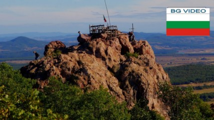 Гарваница-древен мегалитен комплекс в Източни Родопи