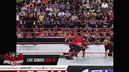 Bobby Lashley vs. Mr. McMahon, Shane McMahon & Umaga - ECW Title Handicap Match: WWE Backlash 2007 (Full Match)