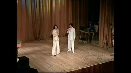 деян неделчев и огнян николов - аве мария - на живо - 2005