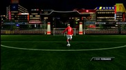 Fifa 11 How to make skills Tutorial-a Part 1
