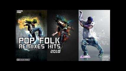 pop folk mania 2010 megamix - b3bo