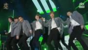 (бг превод) Super Junior - Runaway Gda golden disk award 2018.01.11