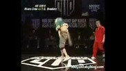Breakdance Armory Cup Korea