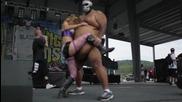 Тук е най-странното Twerking И кючек някога ще Виж. !