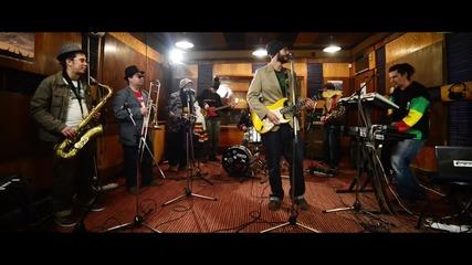 Rebelites - Mighty Lion (studio Live)