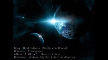 Atmosphere - Nostradamus (nosferatu Choral)