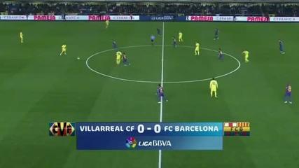 28.01.12 - Виляреал 0-0 Барселона - Ла Лига