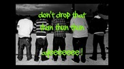 Finatticz ft. Tyga-dont Drop That [ with lyrics on the fked screen ]