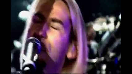 Nickelback - Burn It To The Ground (hq)