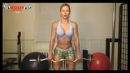 Fitnes - С секси инструктор