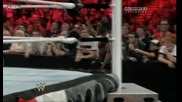 John Cena and Zack Ryder vs Awesome Truth Raw 07.11.2011 Part 2
