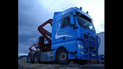Man Truck`s New !!!