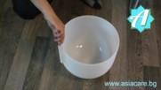 Кварцова кристална купа в Ла тоналност