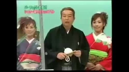 Забавно и лудо Тв шоу от Япония!