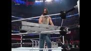 Luke Harper vs Dolph Ziggler ( Ladder Match for Intercontinental Championship ) - Wwe Tlc 2014