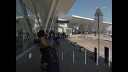 Разрешиха тютюнопушенето в нова зала на Терминал 2 на летище София