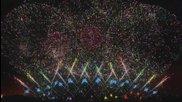 Новогодишен пиротехнически спектакъл - Честита Нова година 2014