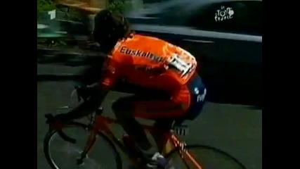 Tour de France 2003 Stage 8 Sallanches - Alpe dhuez