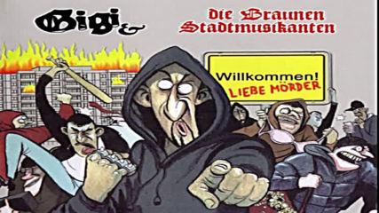 Gigi Die Braunen Stadtmusikanten - Komm Mit Uns