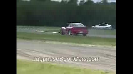 Nissan 240sx (silvia S13) Drift