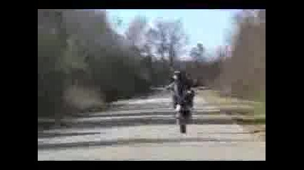 Supermoto Dane Drz 400 Video