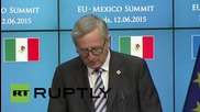 "Belgium: ""I believe a solution is necessary"" - Juncker on Grexit"