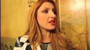Helena Paparizou mix of interviews in English