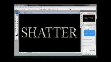 Shatter Text Tutorial