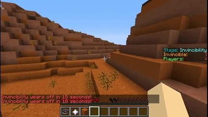 Minecraft Minigames [hunger Games]