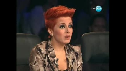 X - Factor Bulgaria (18.10.2011) - Част 2/5