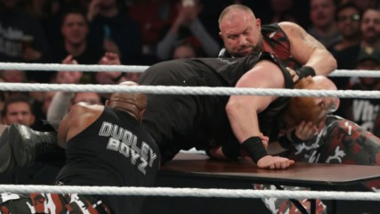 WWE Marquee Matches: The Tables Match that was sure to go to the extreme (WWE Network Exclusive)