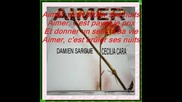 Damien Sargue Amp Cecilia Cara.