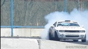 Monster V8 drift car 2013