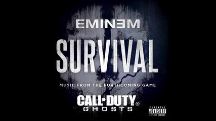 Eminem - Survival ft. Liz Rodriguez (new)