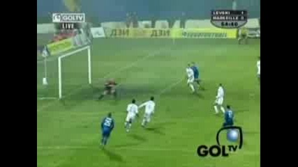 Hristo Yovov [ Gol The Best ] Levski Uefa