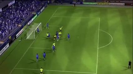 Fifa 10 Goals Compilation