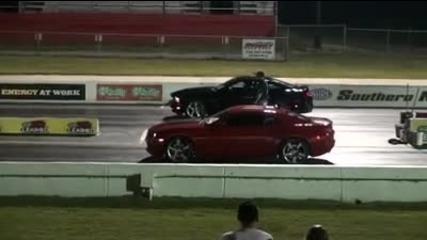 2010 Camaro Ss vs 2011 Mustang Gt 5.0